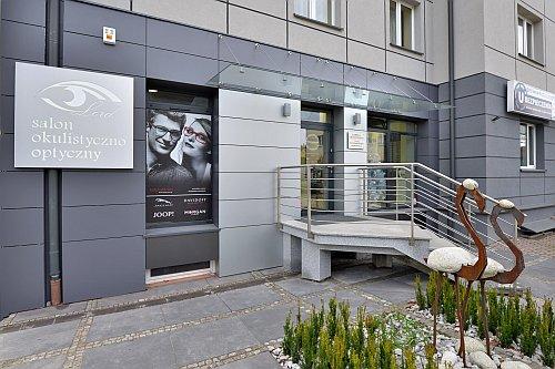 Nowa siedziba gabinetu okulistycznego